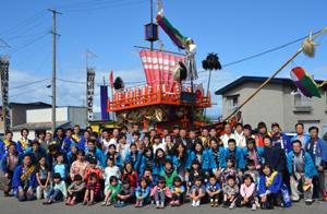 同志社大生が風間浦村を訪れ交流