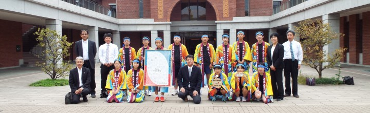 平成27年度第24回風間浦中学校同志社交流
